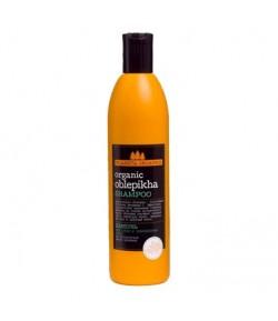 Szampon z Olejem z Rokitnika do włosów przesuszonych - Planeta Organica 360 ml