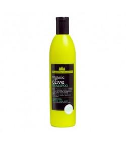 Szampon z Organicznym Olejem z Oliwek - Planeta Organica 360 ml