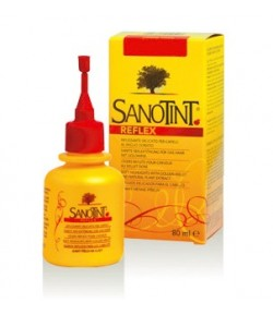 Reflex - Szampon Koloryzujący 56 Burgundy (Burgund) - Sanotint 80 ml
