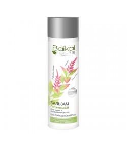 Balsam odżywczy do włosów suchych i farbowanych - Baikal Herbals 280ml