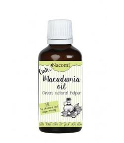 Olej z Orzeszków Drzewa Makadamia 100% - 50 ml
