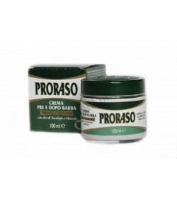 Krem przed goleniem tonizująco - odświeżający - skóra normalna - Proraso 100 ml