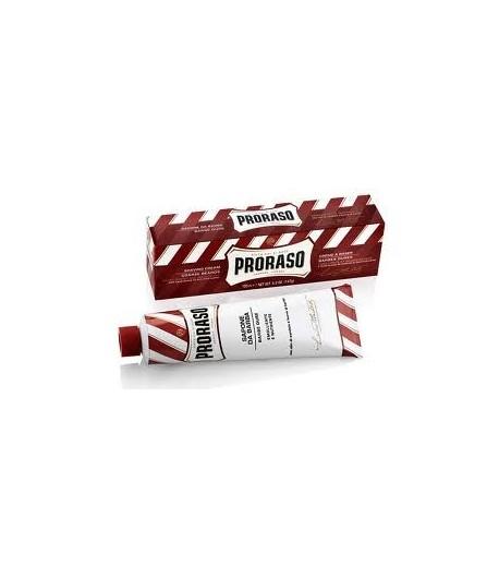 Mydło do golenia w tubce - twardy zarost - Proraso 150ml