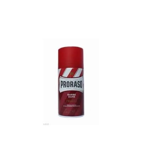 Pianka do Golenia - Twardy Zarost - Proraso 300 ml