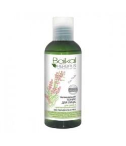 Tonik do twarzy Nawilżający - cera sucha i delikatna - Baikal Herbals 170 ml
