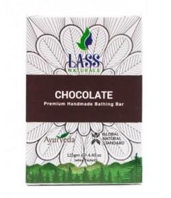 Mydełko z czekoladą i wanilią - Lass 125 g