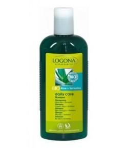 Szampon z bio-aloesem i werbeną - Logona 250 ml