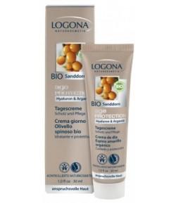 Age Protection - Krem Przeciwzmarszczkowy na dzień - Logona 30 ml