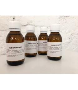 Olej Rycynowy rafinowany - Sunniva Med 100 ml
