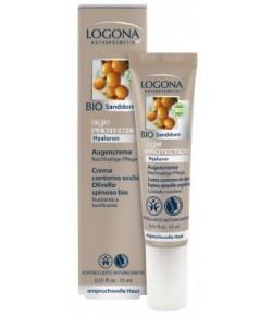 Age Protection - Krem Przeciwzmarszczkowy pod oczy - Logona 15 ml