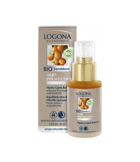 Age Protection - Hydro Lipidy - Logona 30 ml