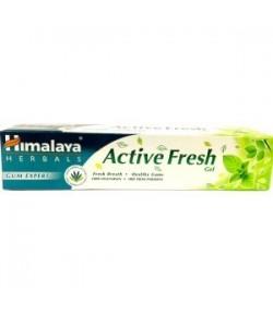 Active Fresh – pasta do mycia zębów w żelu - Himalaya 100 g