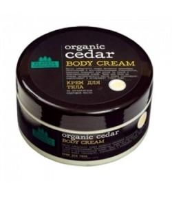 Krem do ciała – ochronny – organiczny olej cedru syberyjskiego - Planeta Organica 300 ml
