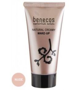 Naturalny podkład w kremie - Cielisty - Benecos 30 ml