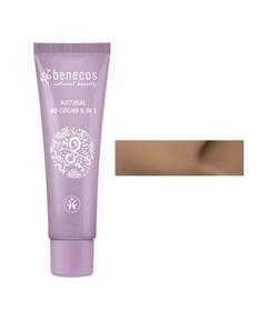 Naturalny Krem BB - Beż - Benecos 30 ml