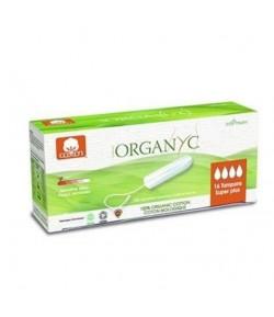 Tampony higieniczne Super Plus 16szt. Organyc