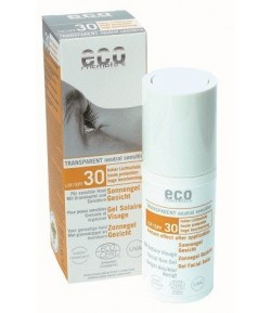 Żel na słońce do twarzy SPF 30 - Eco Cosmetics 30 ml