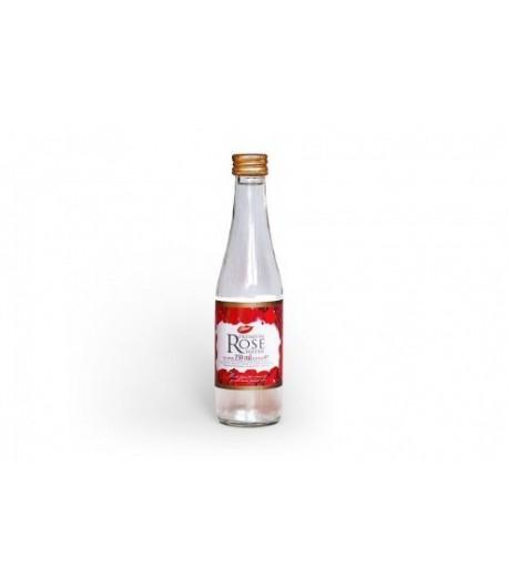 Woda Różana - Dabur 250 ml (butelka szklana) + atomizer Gratis