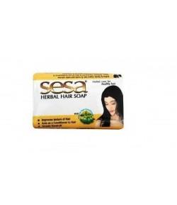 Sesa - ziołowe mydełko do mycia włosów - 75 g