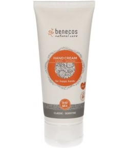 Krem do rąk Classic - Sensitive Benecos 75 ml