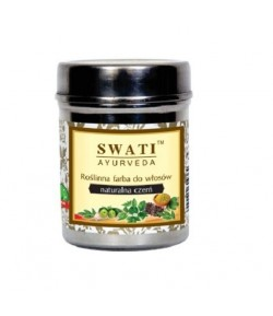 Henna - Naturalna czerń - Swati 150 g