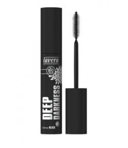 Tusz do rzęs Deep Darkness - Lavera 13 ml