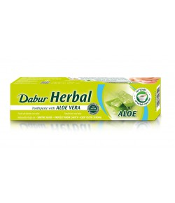 Pasta do zębów z aloesem - Dabur 100 ml