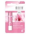 Balsam do ust beauty & care rose - Lavera 4,5 g
