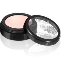 Rozświetlacz do twarzy Shining Pearl 02 - perłowy - Lavera 4 g