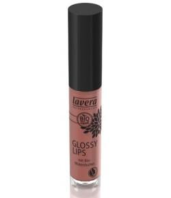 Błyszczyk do ust - Hazel Nude 12 - Lavera 6,5 ml