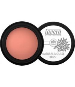 Róż mineralny w kremie - Classic Nude 01 - Lavera 4 g