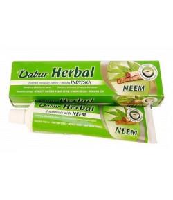 Pasta do zębów z Neem - Dabur 100 ml