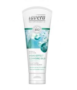 Nawilżający balsam oczyszczający do twarzy - Lavera 100 ml