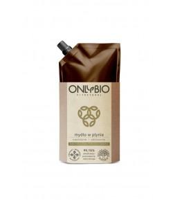 Mydło w płynie - Nawilżanie i odżywianie - opakowanie uzupełniające - OnlyBio 500 ml
