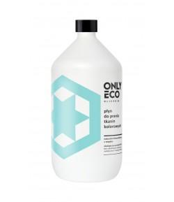 Płyn do prania tkanin kolorowych - OnlyEco 1000 ml