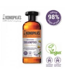 Szampon odżywczy do suchych i zniszczonych włosów - dr Konopka 500 ml