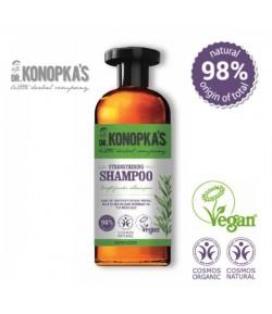 Szampon wzmacniający do osłabionych włosów - dr Konopka 500 ml