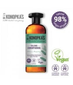 Balsam do włosów zwiększający objętość dla wszystkich typów włosów - dr Konopka 500 ml