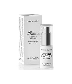 TIME MIRACLE WRINKLE SMOOTHING Krem pod oczy - Madara 15 ml