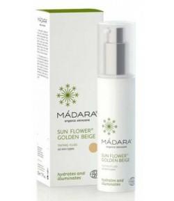 Fluid tonujący do twarzy Sun Flower - Madara 15 ml