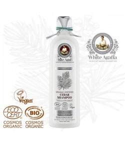 Szampon Cedrowy - White Agafia 280 ml