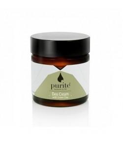 Dezodorant w kremie z Zieloną Leczniczą Glinką Francuską - Purite 60 ml