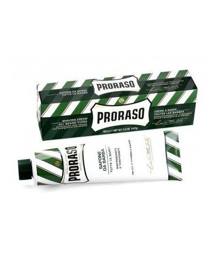 Mydło do golenia w tubce - do cery normalnej - Proraso 150 ml