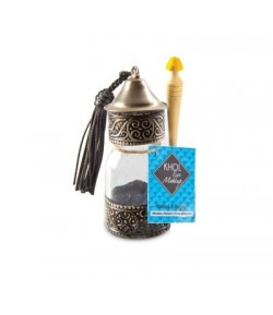Khol naturalny w ozdobnej marokańskiej butelce - Efas 25 g