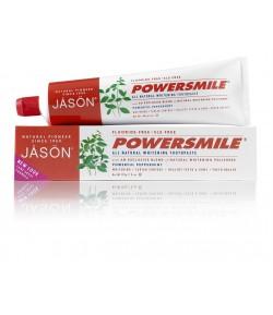 Wybielająca Pasta do Zębów Power Smile - Jason 170g