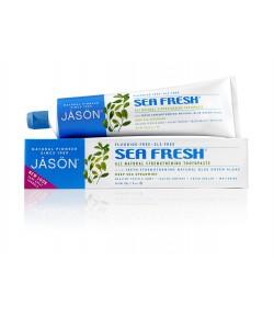 Wzmacniająca Pasta do Zębów Sea Fresh - Jason 170g