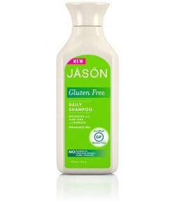 Bezglutenowy szampon do codziennego stosowania - Jason 473 ml