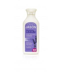 Lawendowy szampon do włosów nadający objętości - JASON 473 ml