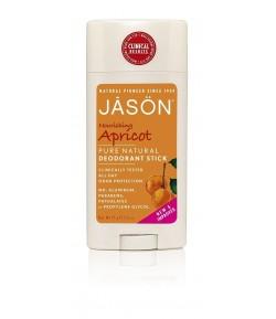 Odżywczy dezodorant w sztyfcie z olejkiem z pestek brzoskwini - Jason 71 g