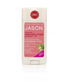 Odświeżający, bezzapachowy dezodorant w sztyfcie dla kobiet - Jason 71 g